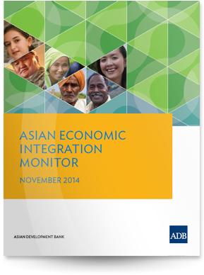 Asian Economic Integration Monitor cover
