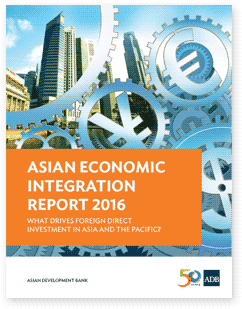 Asian  Economic  Integration  Report cover